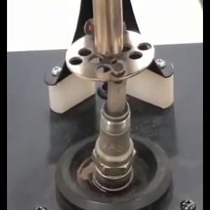 Spark Plug Cleaner Tester Turn Table