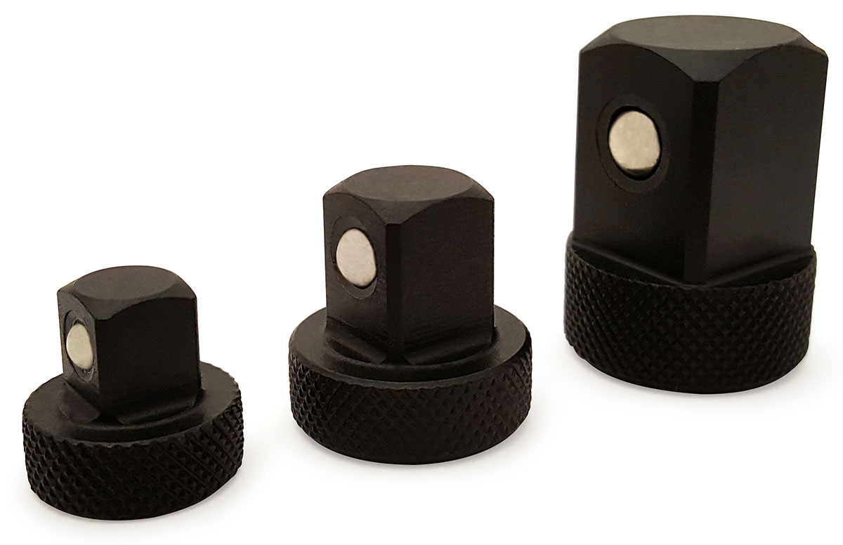 3 piece low profile impact adapter set from aircraft tool. Black Bedroom Furniture Sets. Home Design Ideas