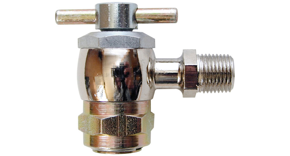 Schrader high pressure strut coupler from aircraft tool supply
