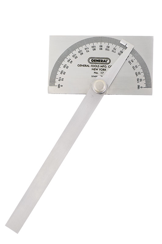 Steel Protractor From Aircraft Tool Supply
