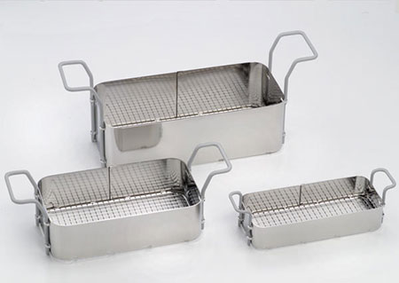 STAINLESS STEEL ELMASONIC BASKET (1004243)
