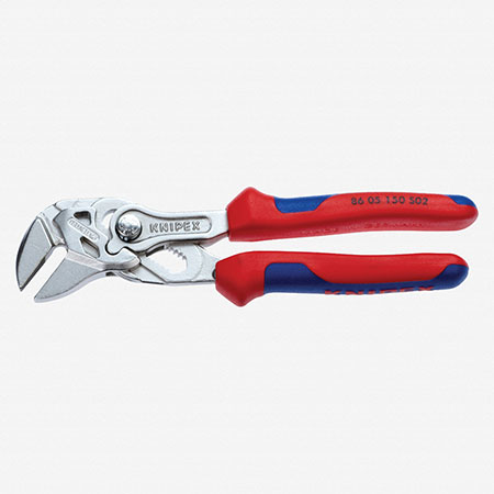 KNIPEX, PLIERS WRENCH W/ GRIP 10 (8605250)